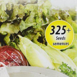 Mesclun mélange salade bio